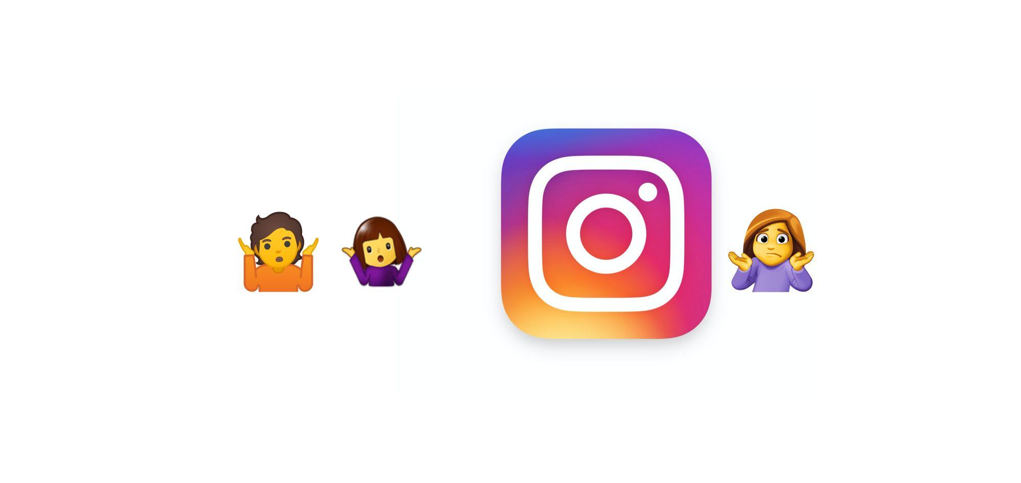Emoticons Instagram