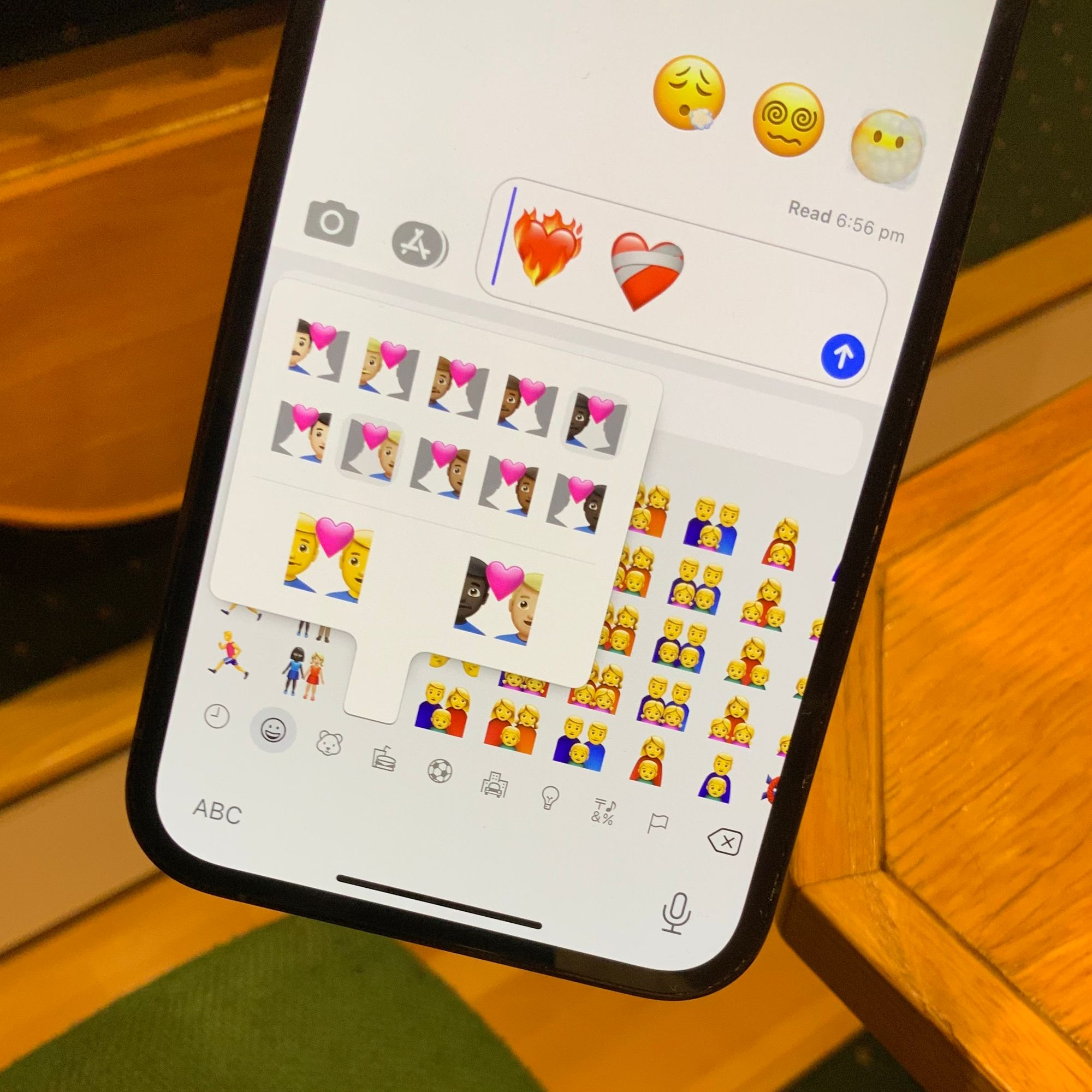 First Look: 217 New Emojis in iOS 14.5