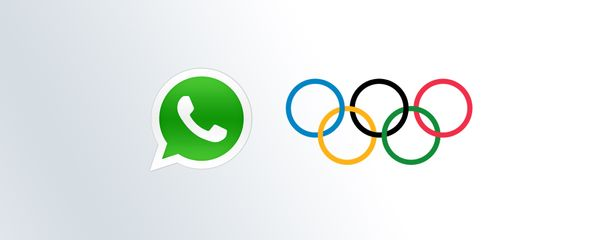 WhatsApp Adds Olympic Rings Emoji