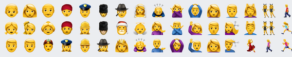 iOS 10 Emoji Update: First Look