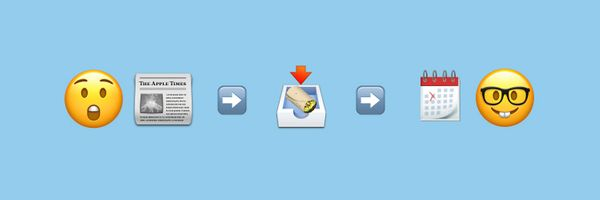 Emoji News Straight to Your Inbox