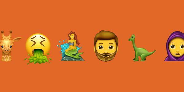 Final 2017 Emoji List