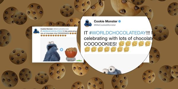 Samsung Ruins Cookie Monster's Day