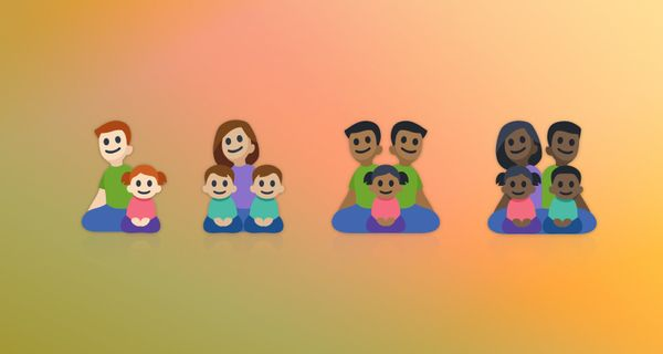 Facebook Adds Black Family Emojis