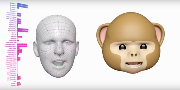 Apple's New Animoji