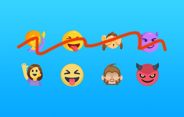 Facebook Discontinues Messenger Emojis