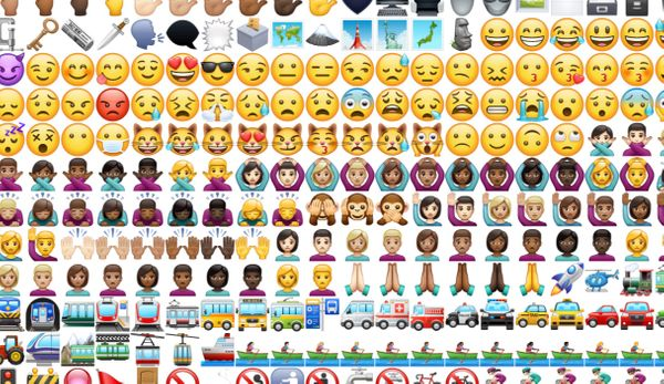 WhatsApp Unveils Its Own Emojis