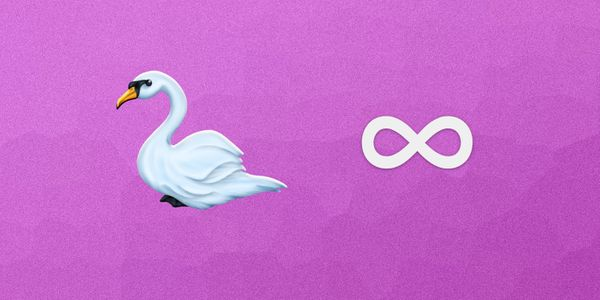 Draft 2018 Emojis: Swan, Infinity, More