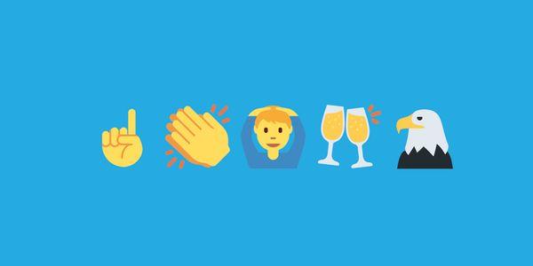 Twemoji 2.5 Emoji Changelog