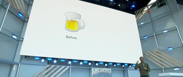 Google I/O Opens With Emoji Apology