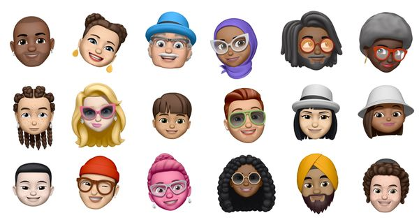 Apple Unveils Memoji