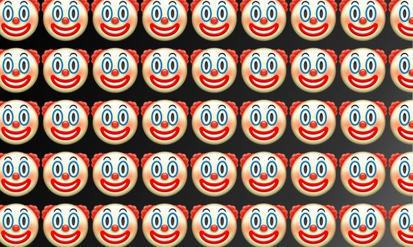 Emojiology: 🤡 Clown Face