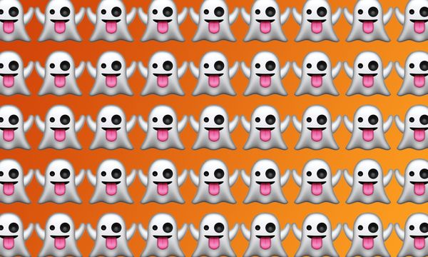 Emojiology: 👻 Ghost