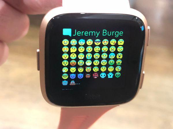 Fitbit Sports Sporty Emojis