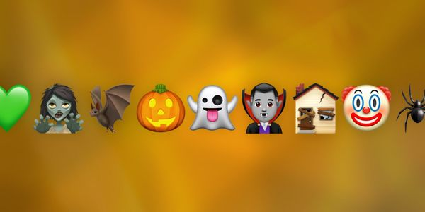 The Best Halloween Emojis