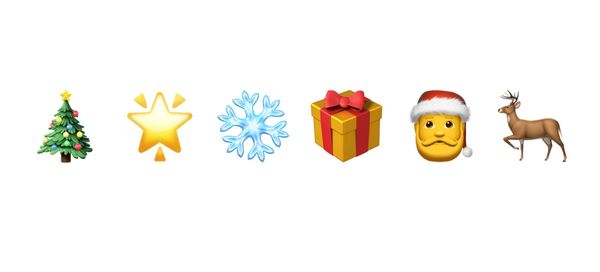 Emoji Wrap Holiday Edition