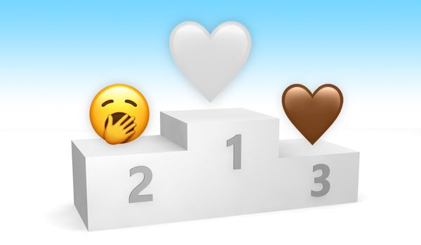 The Most Popular New Emoji Is