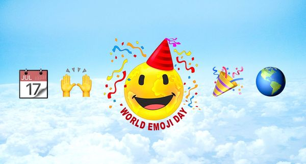 July 17 is World Emoji Day Everywhere Now